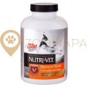 Nutri-Vet БРЭВЕРС ЭСТ (Brewers Yeast) комплекс для шерсти собак