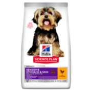 Hill's SP Canine Adult Small and Miniature Sensitive Stomach and Skin