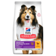 Hill's SP Canine Adult Sensitive Stomach and Skin Medium Chicken