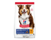 Hill's SP Canine Mature Adult 7+ Medium Breed Lamb and Rice