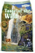 TASTE OF THE WILD Rocky Mountain Feline Formula with Roasted Venison and Smoked Salmon (42/18)
