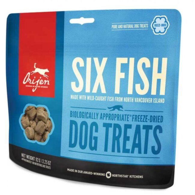 SIX FISH TREATS лакомства для собак