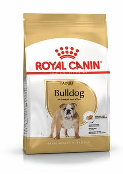 Royal Canin Bulldog Adult для взрослых собак породы Бульдог, 12 кг