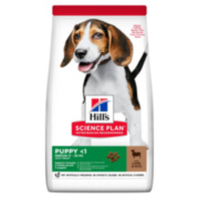 Hill's SP Puppy Medium Breed Lamb and Rice