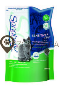 Бош Санабелль Сенситив с Птицей Sanabelle Sensitive with Poultry, 2 кг
