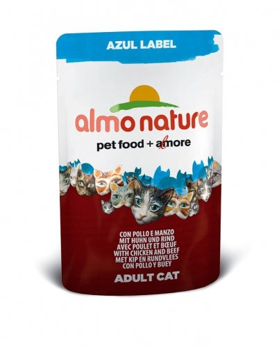 Almo Nature Azul Label